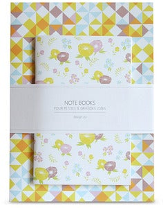 Image of Lot de 2 Note Books