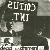 Image of BP-001 Cotus Int. 'Dead Excitement' EP