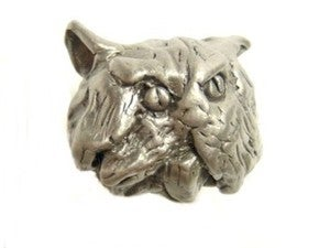 Image of Warren - Small Cat Head Knob