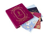 Image of Gift Cards - 8 cards (Purple Tin)