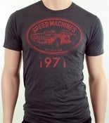Image of Cuda Speed Machines T-Shirt