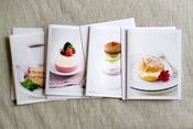 Image of Dessert Note Cards