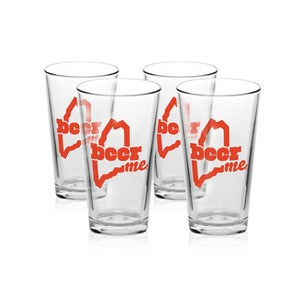 Image of BeerME - Pint Glass (4-Pack)