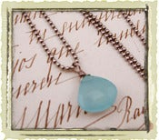 Jewelry: &quot;Sea Blue&quot;