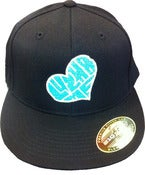 Image of H8 Hat - California Blue logo