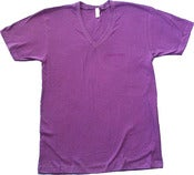 Image of V Neck - Purp