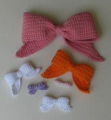 Image of Crochet Bows PDF 085