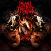Image of NEW!!! MORTAL TORMENT - Resuscitation CD 