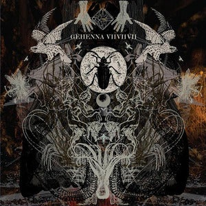 Image of GEHENNA VII VII VII - 'Guardians' CD EP