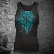 Image of Displaced Tank - Black