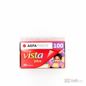 Image of Agfa Vista 100 - Color 35mm Film