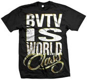 "Image of ""World Class"" Shirt - Black"