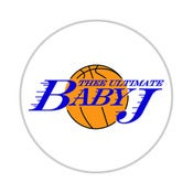 Image of (thee ultimate) BABY J - B-Ball (Button)