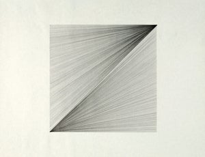 Image of untitled (line studies - 1 diagonal)
