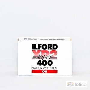 Image of Ilford XP-2 Super 400 - B&W 35mm Film (C-41)