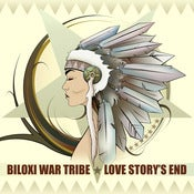"Image of ""Biloxi War Tribe"" CD"