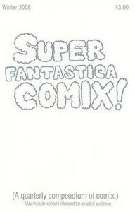Image of Super Fantastica Comix - Winter 2008