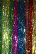Image of Hair Tinsels (105 per pack- 38&quot; length) (buy 10 get 2 free