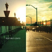 "Image of I Call Fives / Rust Belt Lights - Split - 7"" Vinyl"