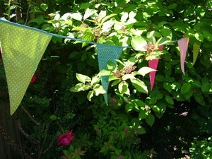 Image of Polka Dot Bunting