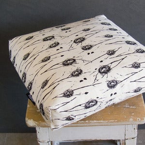 Image of Cushion Cover - Nests