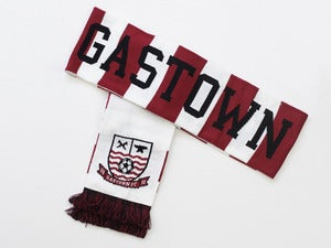 Image of Gastown F.C.<br>Football Scarf