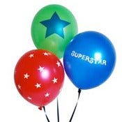 Image of Paper Eskimo Superstar Balloons