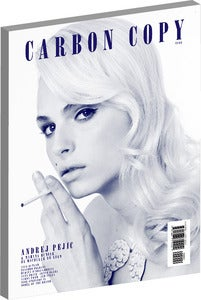 Image of Carbon Copy Issue 6 - HQ/Colour Print version