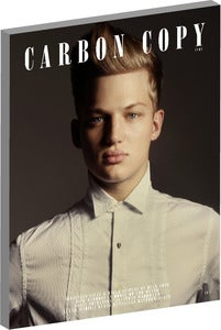 Image of Carbon Copy Issue 4 - HQ/Colour Print version
