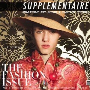 Image of Supplementaire Art &amp; Fashion Journal - Issue 2 Fashion Issue Download