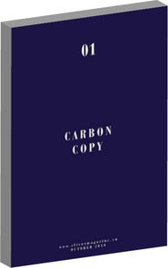 Image of Carbon Copy Issue 1 - b/w newsprint version