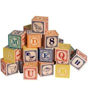 Image of French ABC Blocks
