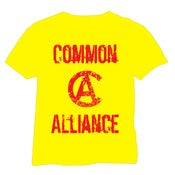 Image of Common Alliance Logo Shirt