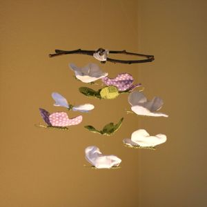 Image of Custom Butterfly Flutters - 9-Butterflies