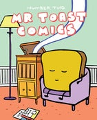 Image of Night Music - Mr Toast Comics #2