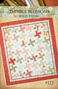 Image of Wild Thing PDF Pattern 122