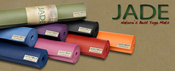 Image of Mat - Jade Harmony Yoga Mat 5mm - best price on line