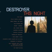 Image of DESTROYER - &quot;This Night&quot;