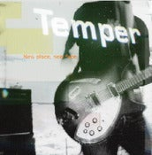 Image of TEMPER - &quot;New Place, New Face&quot;
