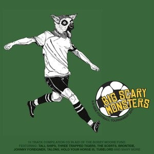 Image of BSM 5-a-side CD (17 track charity compilation)