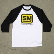 Image of Speed Merchant Logo Baseball Jersey