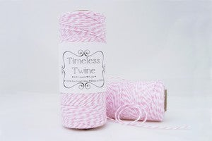 Image of Bubble Gum Pink TIMELESS TWINE™