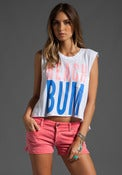 "Image of Wildfox ""Beach Bum"" in Clean White"