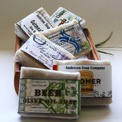 Image of Beer Buzz 6 pack Set Beer Soaps Delivered to your home