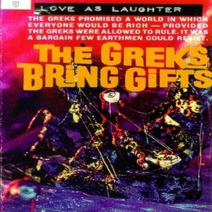 Image of The Greks Bring Gifts (CD)