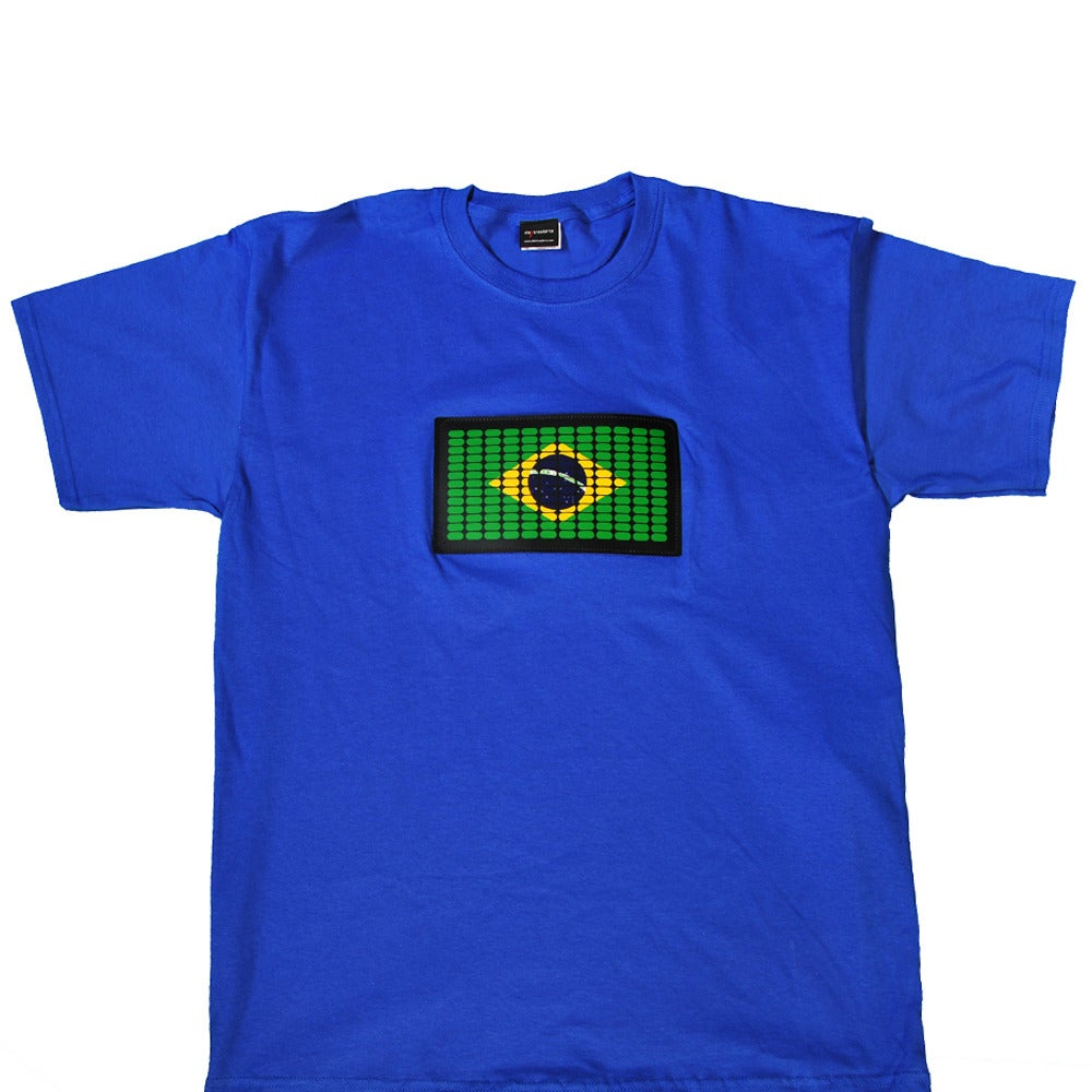 Image of Brazilian Flag (blue)