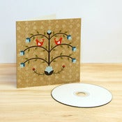 Image of Folk Art CD Card