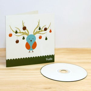 Image of Hey Chicky CD Card