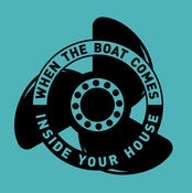 Image of FLOTATION TOY WARNING &quot;When the boat...&quot;, vinyl 7 inches (+MP3)