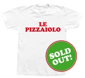 Image of T-Shirt Le Pizzaiolo
